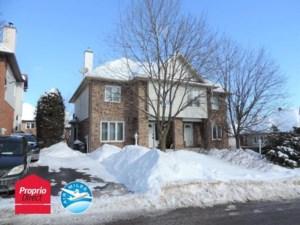 9493536 - Cottage-jumelé à vendre