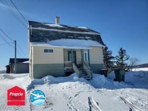 25887198 - Maison à 1 étage et demi à vendre
