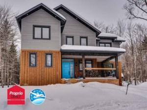 27597550 - Maison à 1 étage et demi à vendre