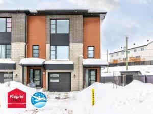 14224870 - Maison à étages à vendre