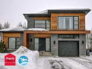 25189288 - Maison à étages à vendre