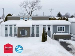10951746 - Maison à 1 étage et demi à vendre
