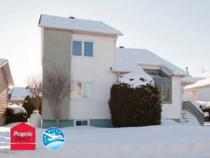 26194701 - Maison à 1 étage et demi à vendre