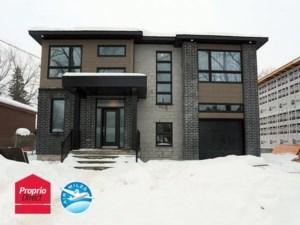 17045809 - Maison à étages à vendre