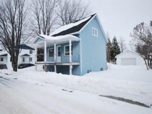 17606328 - Maison à 1 étage et demi à vendre