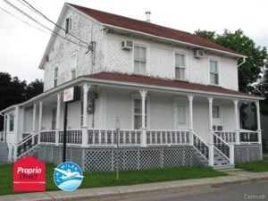 16860684 - Maison à 1 étage et demi à vendre