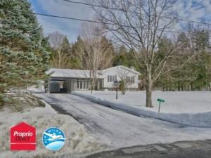 11516009 - Maison à paliers à vendre