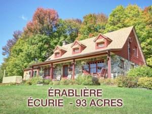 18868120 - Maison à 1 étage et demi à vendre