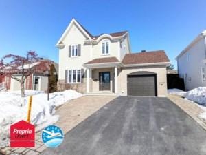 16605952 - Maison à étages à vendre