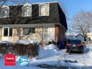 18383007 - Cottage-jumelé à vendre