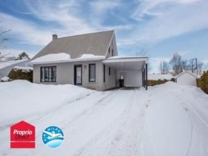 20661232 - Maison à 1 étage et demi à vendre
