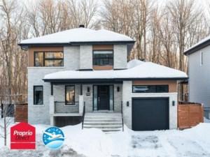 24471844 - Maison à étages à vendre