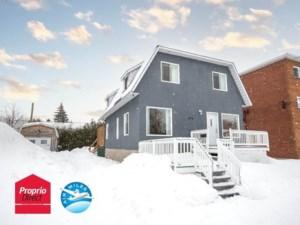24593256 - Maison à étages à vendre