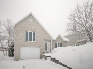 20538254 - Maison à paliers à vendre