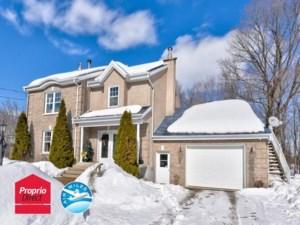 15048633 - Maison à étages à vendre