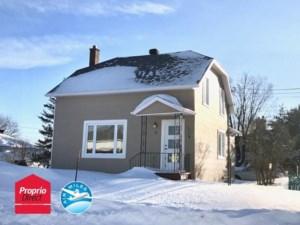 22163898 - Maison à 1 étage et demi à vendre