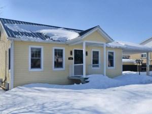 24595948 - Maison à 1 étage et demi à vendre
