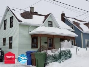15318679 - Maison à 1 étage et demi à vendre