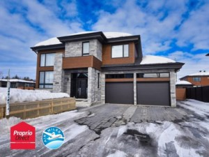 16206379 - Maison à étages à vendre
