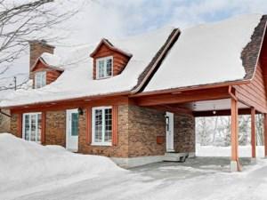 9770885 - Maison à 1 étage et demi à vendre
