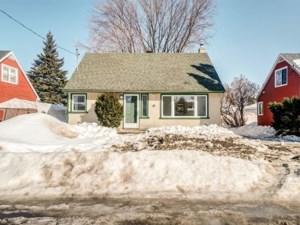 27660142 - Maison à 1 étage et demi à vendre