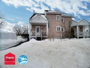 9849705 - Cottage-jumelé à vendre