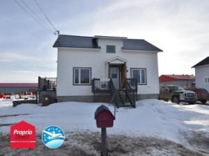 17848110 - Maison à 1 étage et demi à vendre