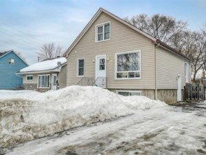 15216926 - Maison à 1 étage et demi à vendre