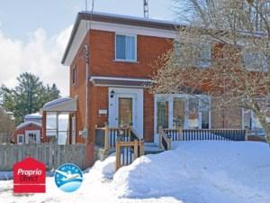 19926720 - Cottage-jumelé à vendre