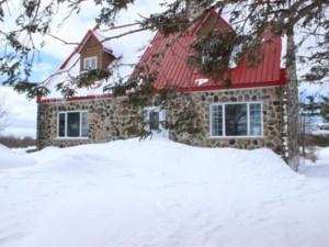 24749613 - Maison à 1 étage et demi à vendre