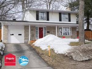 9469161 - Maison à étages à vendre