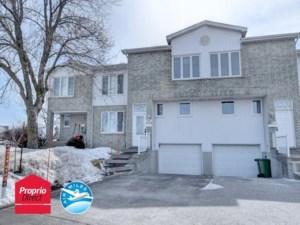 23393075 - Maison à étages à vendre