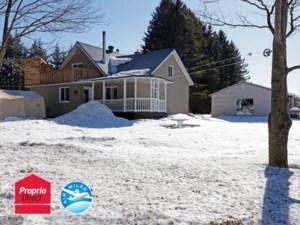 24874702 - Maison à 1 étage et demi à vendre
