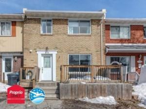 26127994 - Maison à étages à vendre