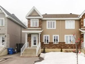 22341244 - Cottage-jumelé à vendre