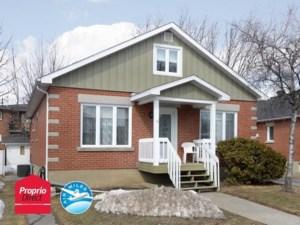 9371556 - Maison à 1 étage et demi à vendre
