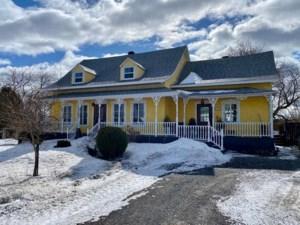 20556955 - Maison à 1 étage et demi à vendre
