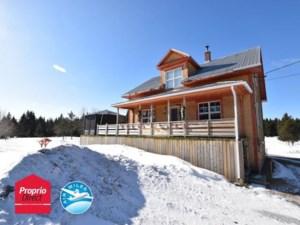 20935183 - Maison à 1 étage et demi à vendre