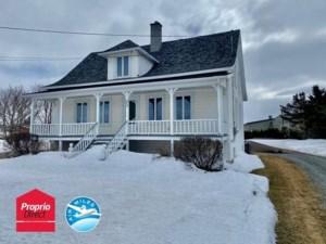 16417838 - Maison à 1 étage et demi à vendre