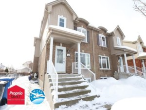 13081992 - Cottage-jumelé à vendre
