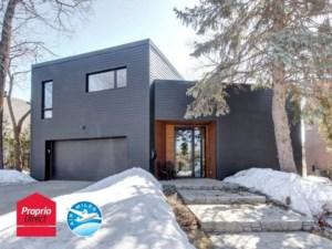 16233310 - Maison à étages à vendre