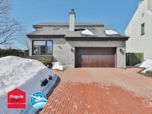 12287730 - Maison à étages à vendre
