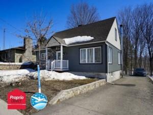 25399647 - Maison à 1 étage et demi à vendre