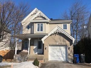 9934977 - Maison à étages à vendre