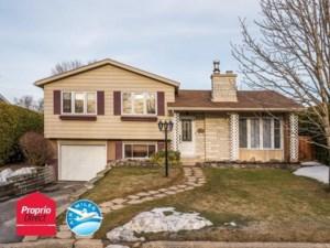 25059862 - Maison à paliers à vendre
