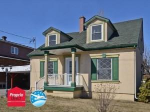 15201589 - Maison à 1 étage et demi à vendre