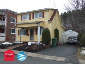 21604874 - Maison à 1 étage et demi à vendre
