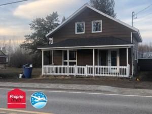 13534689 - Maison à 1 étage et demi à vendre