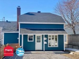 27092991 - Maison à 1 étage et demi à vendre