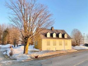 20499988 - Maison à 1 étage et demi à vendre